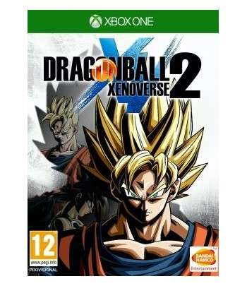 Dragon Ball Xenoverse 2...