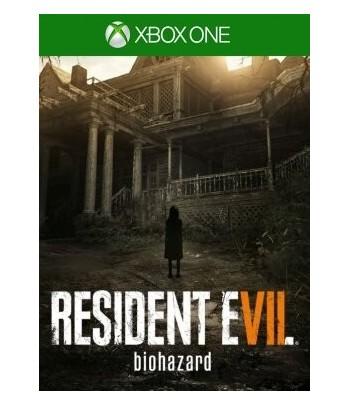 Resident Evil 7 Xbox ONE Key