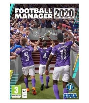 Football Manager 2020 Steam...