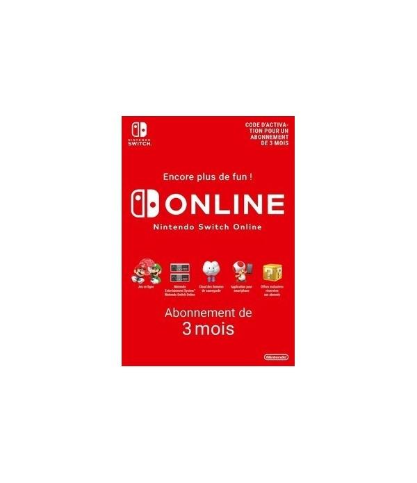 Abonnement Nintendo Switch Online Maroc - 1
