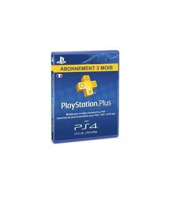 Playstation Plus Abonnement MAROC