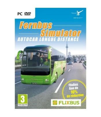 Fernbus Simulator Jeu PC