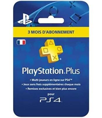 Playstation Plus Maroc