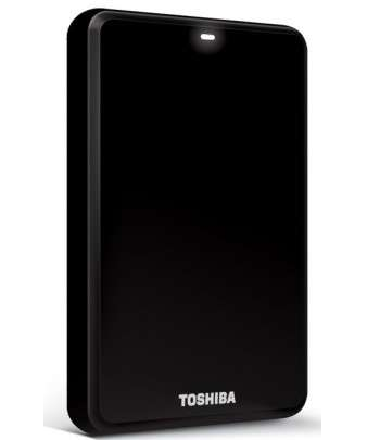 TOSHIBA Canvio 3.0 500GB USB 3.0 Black Portable Hard Drive