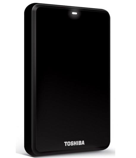 TOSHIBA Canvio 500GB USB 3.0 Black Portable Hard Drive