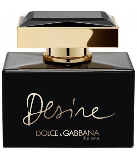 THE ONE DESIRE D&G pour Femme