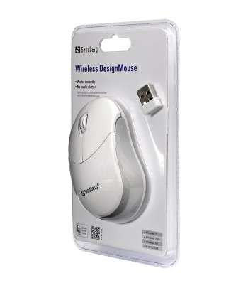 Wireless DesignMouse Silver