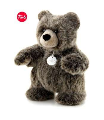 Silver Collection Grizzly debout 30 cm