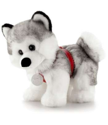 Silver Collection Husky 30 cm