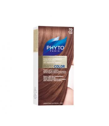 PHYTOCOLOR 7D Blond Doré