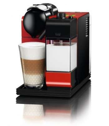 NESPRESSO LATTISSIMA ROUGE PASSION