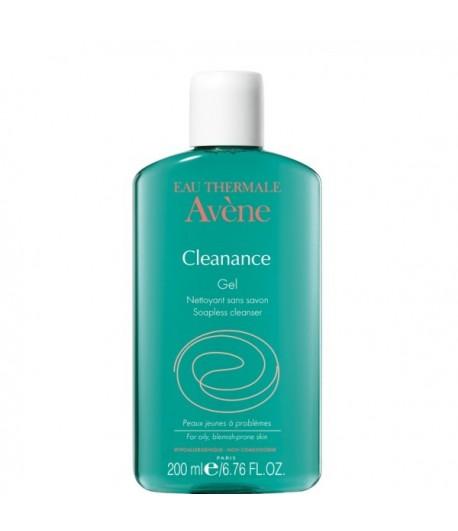 AVENE Cleanance Gel Nettoyant Sans Savon 200ml