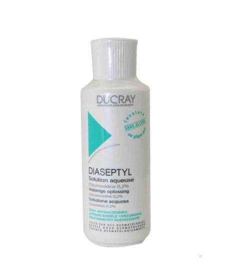DUCRAY Diaseptyl Solution Aqueuse 125ml