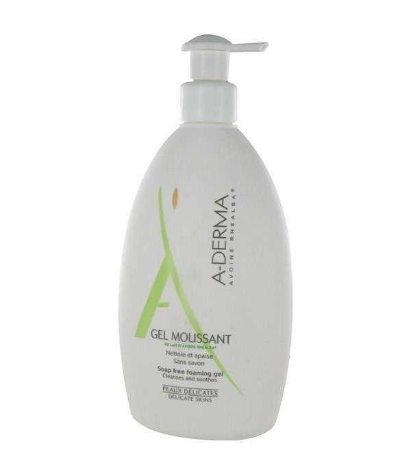 DUCRAY Gel moussant Lait Avoine Rhealba 250ml