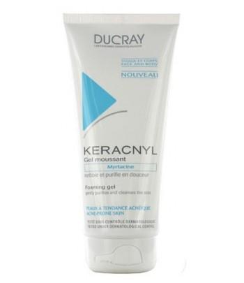 DUCRAY Keracnyl Gel Moussant 200ml