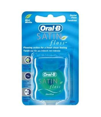 ORAL-B  Satin Floss Fil Dentaire
