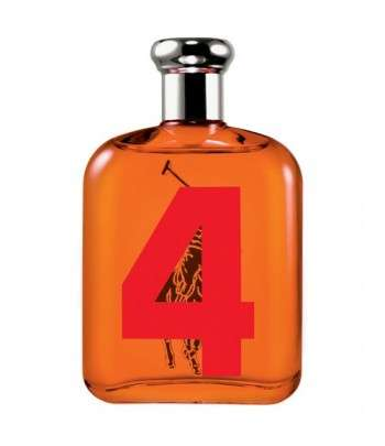 BIG PONY 4 ORANGE de Ralph Lauren Homme