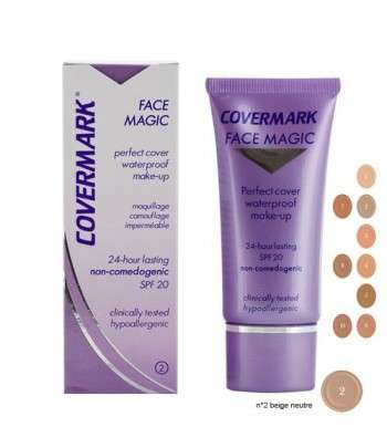 COVERMARK Face Magic N 2