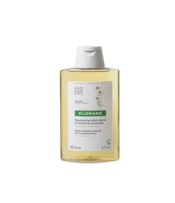 KLORANE Shampooing Camomille Reflet 200ml