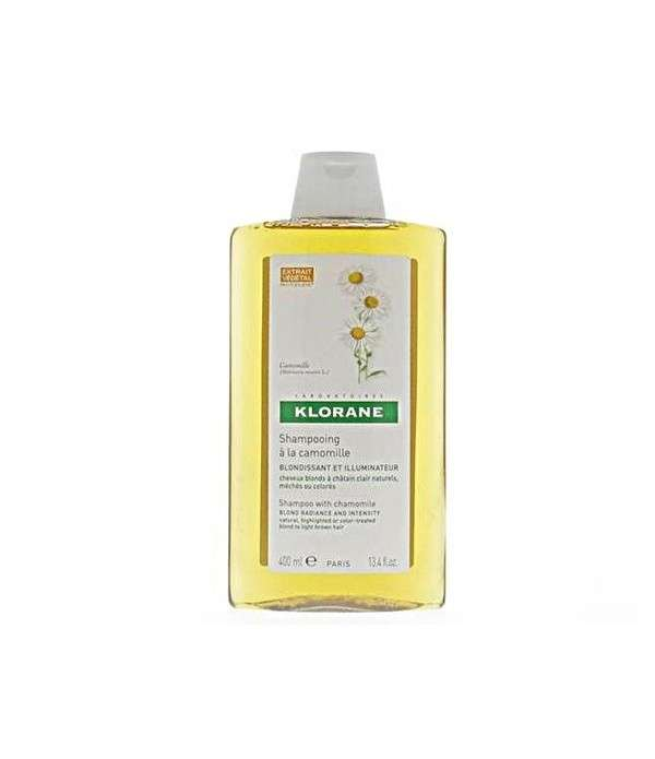 KLORANE Shampooing Camomille Reflet 400ml