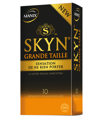 MANIX SKYN GRAND TAILLE / 10