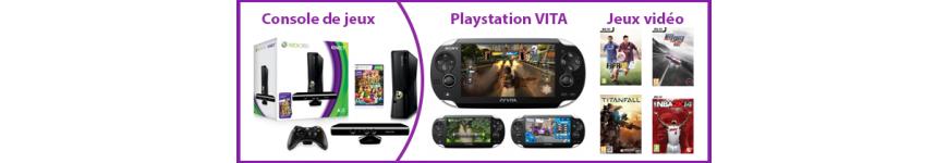 Jeux vidéo & Consoles