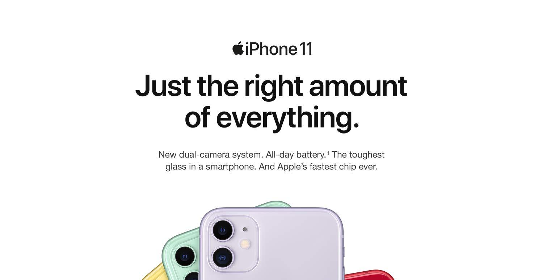Apple iPhone 11 Maroc